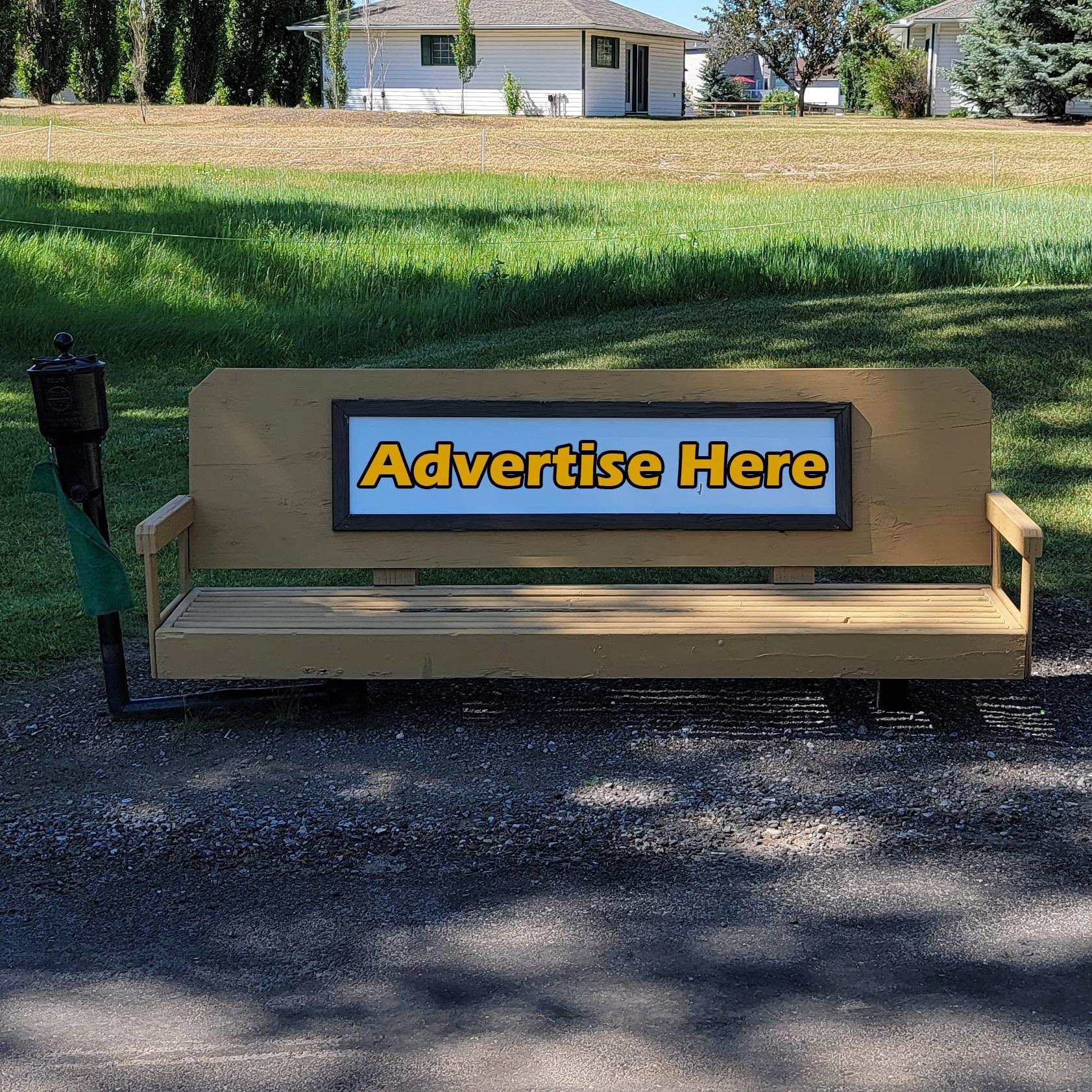 Highwood-Advertising-Bench